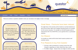 Questor Car Hire Insurance Review Cover Your Car Hire Excess